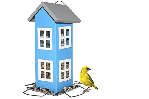 Sherwoodbase Ridge - Wild Bird House Feeder
