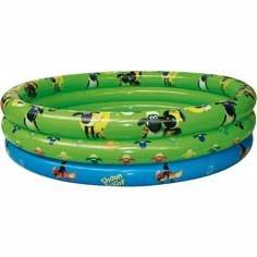 Royalbeach Kinder Jumbo-Pool Shaun das Schaf, Mehrfarbig, ca. 100 cm, 10470