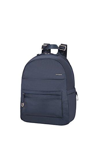 Samsonite Move 2.0 Backpack Mochila Tipo Casual, 7.59 litros, Color Azul Oscuro