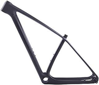 Tideace Light Weight UD Matte 142mm 29er Carbon Fiber Mountain Bike Frame Carbon MTB Frame 27.5er Bicycle Frame 135x9 and 142x12mm Compatible