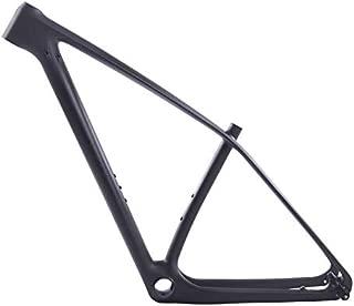 Tideace Light Weight UD Matte 29er Carbon Fiber Mountain Bike Frame Carbon MTB Frame 27.5er Bicycle Frame 135x9 and 142x12mm Compatible