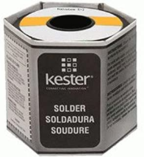 KESTER SOLDER 24-6040-0061 44 Rosin Activated Core 60% Tin 40% Lead ...