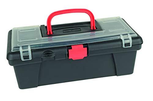 Brüder Mannesmann Werkzeuge M41525 Kunststoff-Werkzeugbox