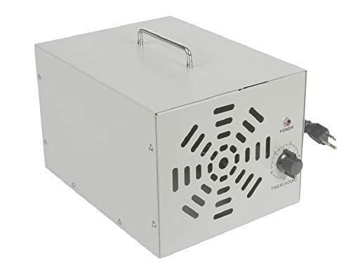 GRASSAIR Generador de ozono Comercial 7000mg Industrial O3 purificador de Aire desodorizador esterilizador