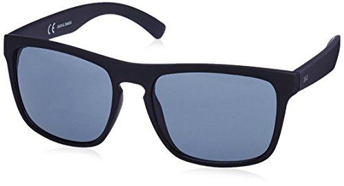 JACK & JONES Jjsunny 2 Sunglasses Noos Occhiali da Sole, Nero (Black Detail:J4043-00), unica Uomo