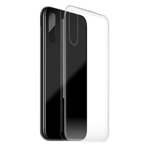 Custodia Per Xiaomi Redmi Note 8, Silicone Trasparente, Cover Gomma Morbida, Case TPU Per Xiaomi Redmi Note 8