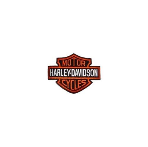 GZM Patch Harley Davidson Bar & Shield pour blousons et gilets, petite taille 8 x 6 cm