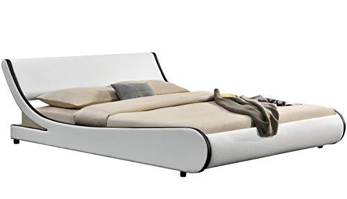 contemporary bed frame queen - 9