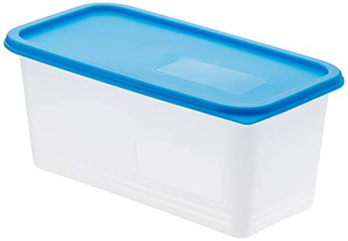 Amazon Basics – Juego de 3recipientes para frigorífico, 3 x 1,5 l
