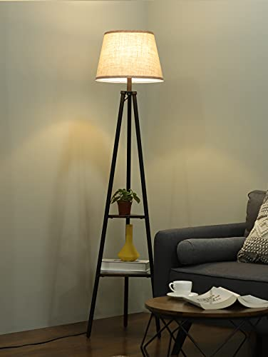 DEWENWILS Modern Tripod Floor Lamp with...