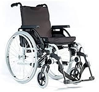 Con mayor comodidad en una pieza ligera pero Breezy BasiX para sillas de ruedas y con