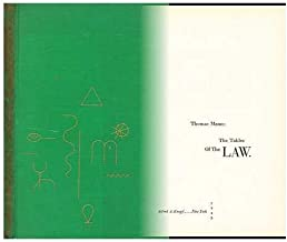The Tables of the Law / Thomas Mann ; Translated by H. T. Lowe-Porter. [ Gesetz. English ]