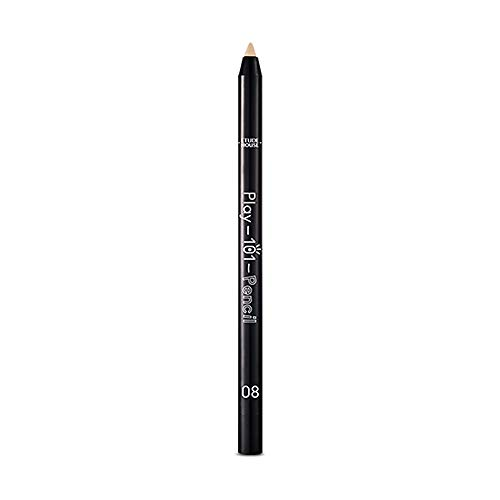 ETUDE HOUSE Play 101 Pencil AD (#8 MATTE) | Soft Gel Texture and Super Blendable Colorful Multi-Pencil for a Flawless and Long-Lasting Makeup | Smudge-Proof Kbeauty Liner