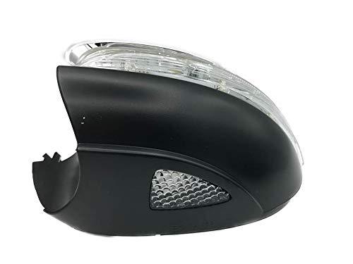 LED Blinkleuchte Spiegelblinker mit Umfeldbeleuchtung links