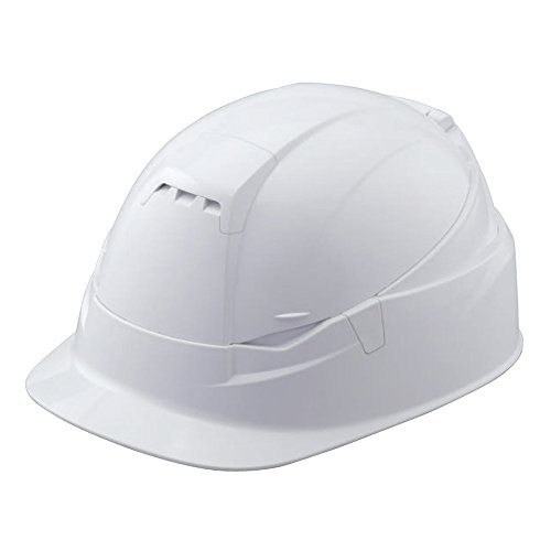 TOYO 作業・防災用 折りたたみヘルメット MOVO No.105 白