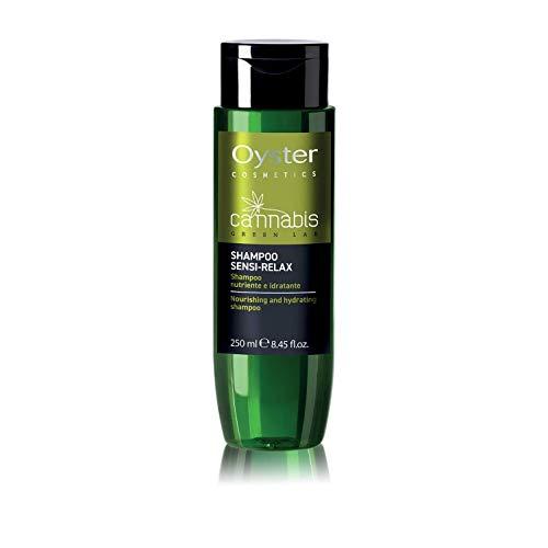 OYSTER Cannabis Green Lab Shampoo Sensi-Relax 250 ml