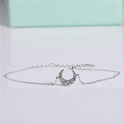 LFWQ stijlvolle kleine halve maan vorm armband verse kleine zoete wind minimalistische romantische maan styling armband vrouwen armband