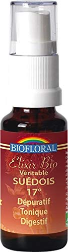 Biofloral - Elixir du Suèdois bio - spray - Biofloral