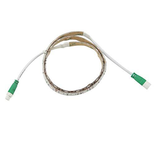FEBT Pflanzenwachstumslampe, tragbarer LED-Wachstumsstreifen, mit selbstklebenden Bändern für Gewächshauspflanzen Innengarten(U.S. regulations)