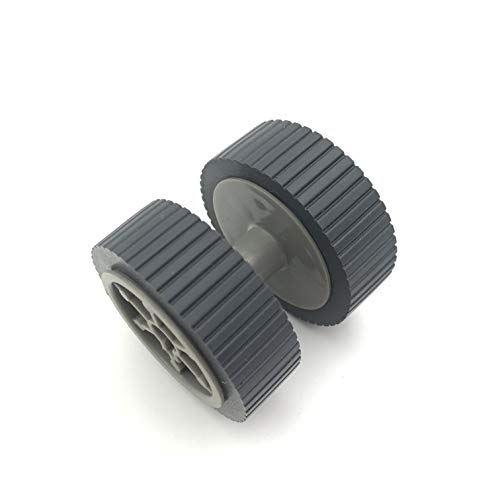OKLILI PA03540-0002 Pick Pickup Roller Compatible with fi-6130 fi-6230 fi-6130Z fi-6125 fi-6230Z fi-6140 fi-6140Z fi-6240 fi-6240Z fi-6225