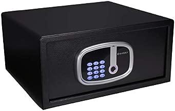 BARSKA AX13632 Digital Keypad Biometric Fingerprint Security Safe 0.85 Cubic Ft