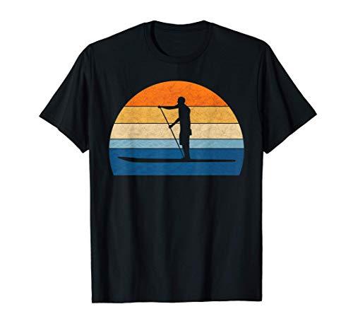 Stand Up Paddle und Stehpaddeln | Paddel & SUP Zubehör T-Shirt