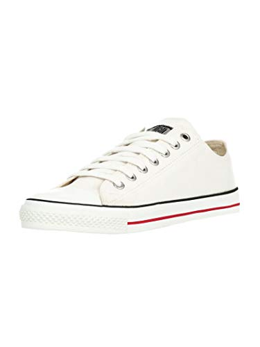 Ethletic Unisex Sneaker Lo Fair Trainer White Cap just White | just White 40 Fair | Vegan | Nachhaltig