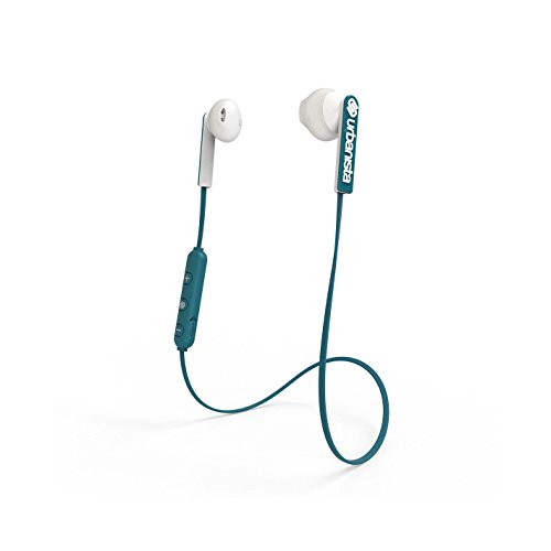 Urbanista Berlin - Auriculares inalámbricos In Ear, Azul petróleo