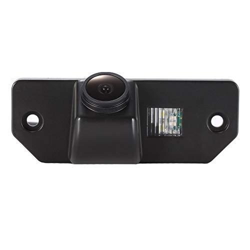Greatek Parking Caméra HD Super Pro Objectif Vision Nocturne étanche 170 ° Grand Angle Caméra de recul pour Voiture pour Ford Mondeo/Focus/ C-Max/Focus Sedan/Focus