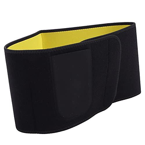 Cinturón De Sauna De Cintura para El Sudor, Diseño De Bucle De Gancho Fuerte Cinturón De Sauna De Neopreno para Hospital para Salón De Belleza para Sauna para Vapor De Sudor