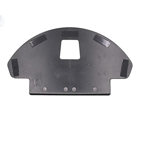 QYANGSHAN Soporte para Trapo de Tanque de Agua para Ecovacs Deebot Ozmo 930 Soporte para Trapo para fregona Ecovacs Deebot Ozmo 930 Repuestos para aspiradora (Color : Black)