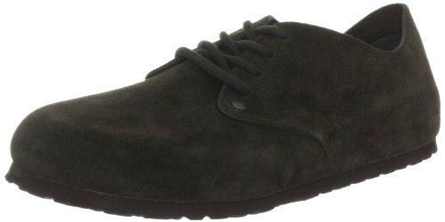 BIRKENSTOCK Shoes Unisex-Erwachsene Maine VL Bootsschuhe, Braun (Mocca), 45 EU