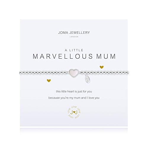 Joma Jewellery a Little Marvellous Mum Bracelet