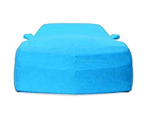 Indoor Speciale Auto Cover Sky Blue Stretch Auto Kleding Elasticiteit (garage, Auto Show, Auto Dealer) Met LOGO Kan worden aangepast 1036 Ram