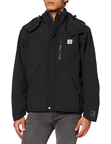 Carharrt shoreline insulated rain jacket best jacket