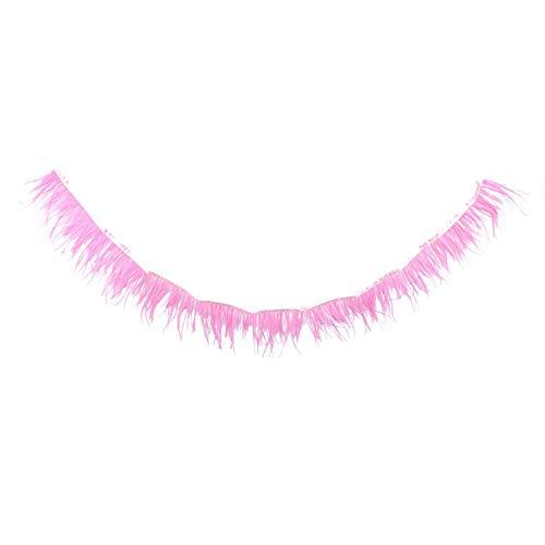 SJHFG Plumas de corte de flecos de color lindo Millinery Craft vestido haciendo accesorios de disfraz de plumas decorativas, estilo 1