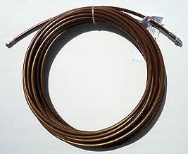 100' Micro Hose Kit + Micro Static Nozzle 1F/3R for Hydro JETTER 3/16