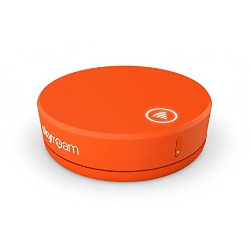 Skyroam Solis: Mobile WiFi Hotspot & Power Bank // Unlimited Data // Global