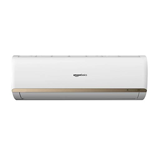 AmazonBasics 1.5 Ton 3 Star Inverter Split AC with High Density filter (Copper Condenser, White)
