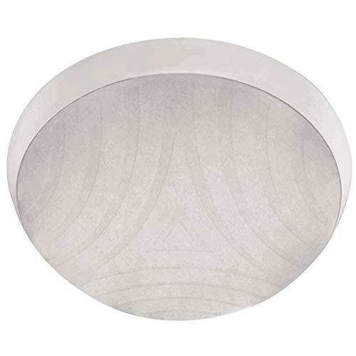 Plafondlamp Rome – hermetisch IP44 Kleur: wit, hoge UV- en slagvastheid.
