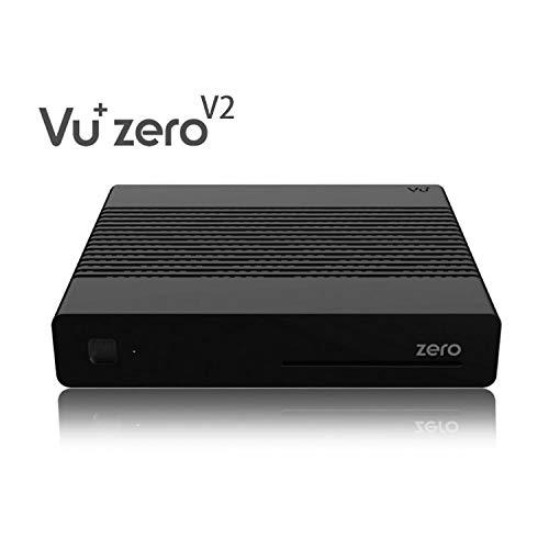 Vu+ Zero V2 HD Linux Sat Receiver HDTV schwarz