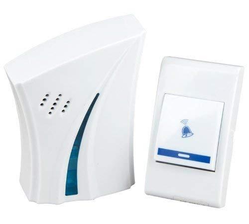SHREEJIIH Wireless Calling Remote Door Bell for Home Shop Office by SHREEJIIH