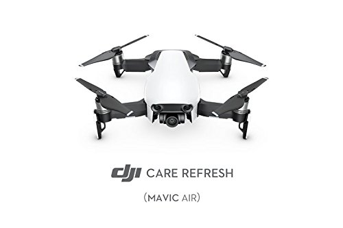 DJI Mavic 2 Care Refresh verzekering - Uitgebreid pakket bescherming voor drone Mavic, Care Refresh Mavic Air/Mavic Air Combo, multicolor