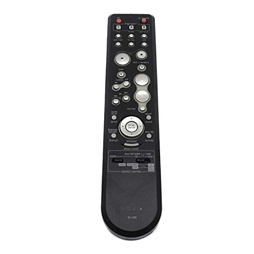 Replacement Remote Control for AC/TV/AV FIT for-Denon RC-1098 RC-1077 RC-1075 RC-1080 AVR789 AVR1509 AVR1609 AVR1709 AVR589 AVR689 DHT589BA Remote Control