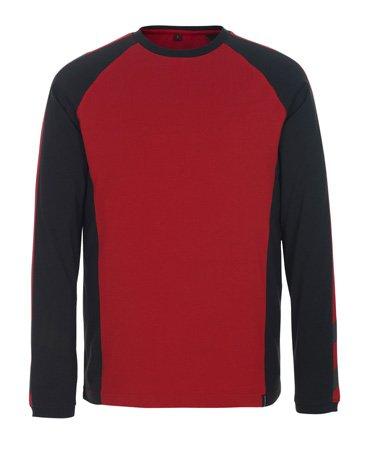 """Mascot T-shirt\""""Bielefeld\"""", 1 Stück, 4XL, rot/schwarz, 50504-250-0209-4XL"""
