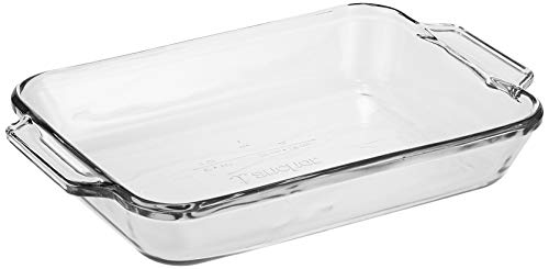Anchor Hocking Oven Basics Glass Baking Dish