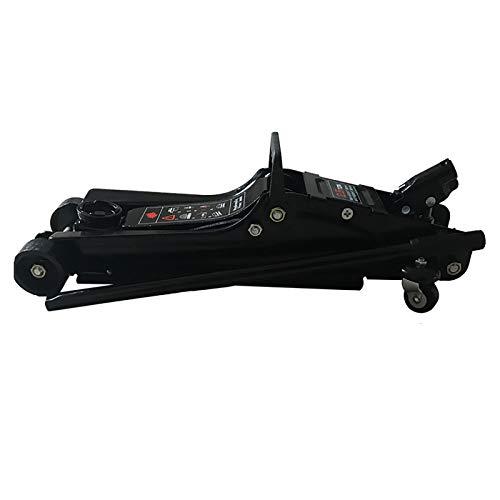 Gato para Coche Jack Hidráulico Horizontal Ultra Bajo De 2.5 Toneladas, Disponible para La Reparación De Automóviles Y El Reemplazo De Los Neumáticos fot Viajes Largos