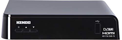 KENDO HD1730 DVB-T2 DVBT2 Freenet TV Receiver Irdeto H.265 FULL HD HDMI EPG USB