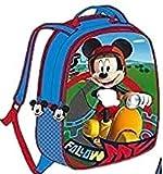 Ryfi Mochila Reversible Mickey 2 en 1