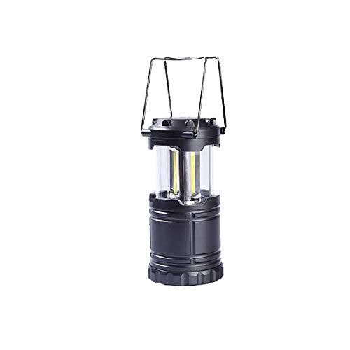 DA HAI LED Camping Lampe LED Camping Laterne Tragbar,Faltbare Notfallleuchte für Angeln,Wasserdicht und Winddicht,für Wandern, Camping, Notfall, Hurrikan, Stromausfall